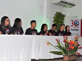 Seminário celebra trajetória de formação política com jovens