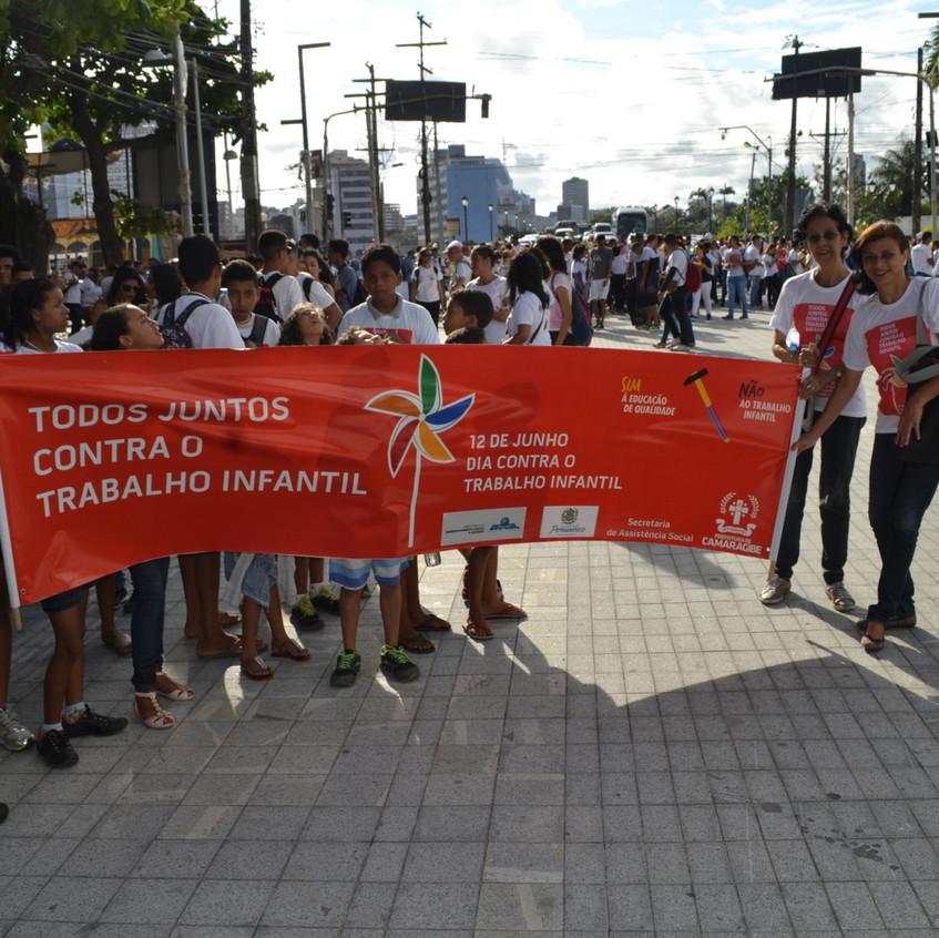Marcha contra o Trabalho Infantil