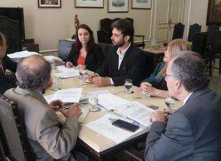 Cendhec se reúne com a Presidência do Tribunal de Justiça de Pernambuco