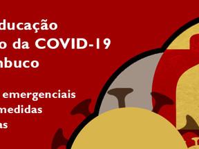 Direito à educação no contexto da COVID-19 em Pernambuco: entre políticas emergenciais e os riscos d