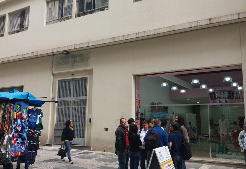 Oficina em São Paulo