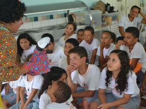 Cendhec realizou ação da Campanha pelos Bons Tratos na Várzea