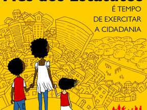Mês dos Estatutos: Cendhec realiza ações para  31 anos do ECA e 20 anos do Estatuto da Cidade
