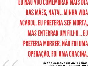 O massacre de Jacarezinho e a violência policial