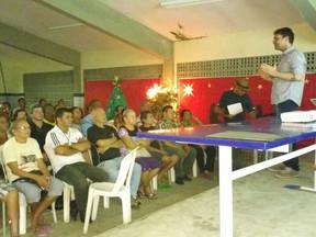 Cendhec realiza assembleia em Torrões