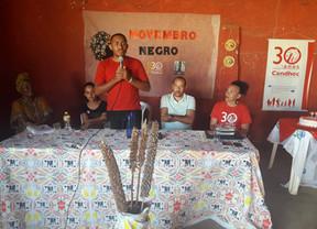 Comunidade Quilombola celebra caminhada institucional do Cendhec