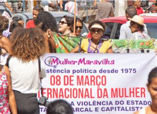 Dia Internacional de Luta das Mulheres