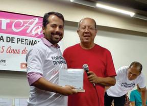 Cendhec é homenageado durante Encontro Estadual do Fórum DCA Pernambuco