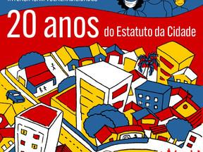 No aniversário do Estatuto da Cidade, Cendhec lança livro para formação de jovens políticos