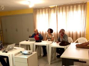 Conselheiros/as da Sociedade Civil debatem funcionamento do Conselho da Cidade.