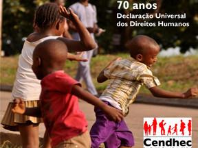 Vida longa à Declaração Universal dos Direitos Humanos