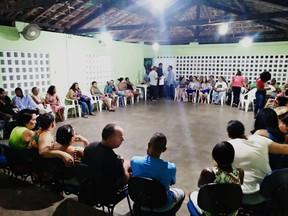 Comunidade da Mustardinha recebe roda de diálogo promovida pelo Cendhec