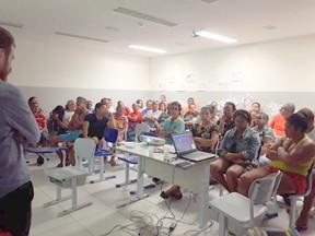 Debate sobre Plano Diretor do Recife em Entra Apulso