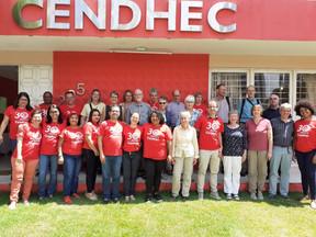 Doadores da Misereor conhecem ações realizadas pelo Cendhec