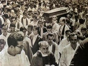 27 de maio: 52 anos da morte de Padre Antonio Henrique, assessor de Dom Helder