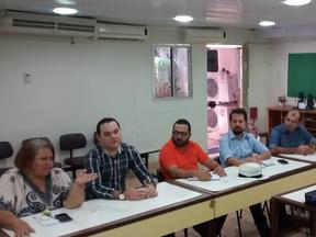 O Cendhec participa de reunião do Fórum DCA Pernambuco.