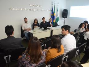 Defensoria Pública e Cendhec realizam Roda de Diálogo sobre Regularização Fundiária