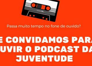 Jovens do Programa Direito à Cidade fazem podcast sobre juventude,e suas lutas e como influenciam a