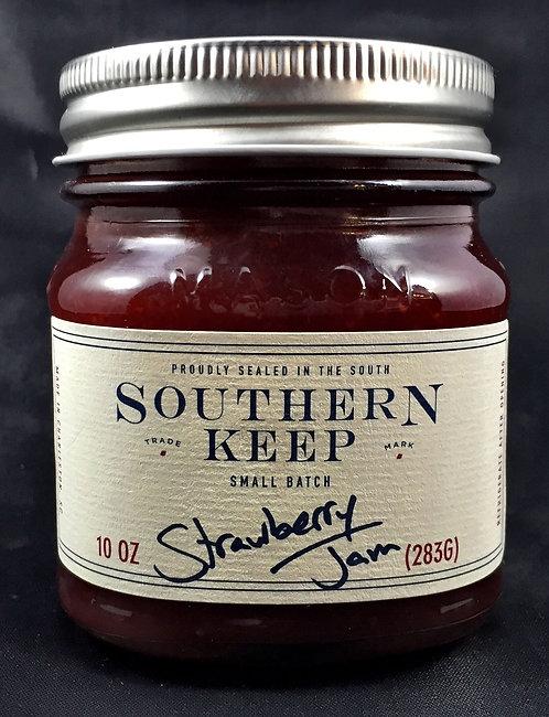 Strawberry Jam (10oz)