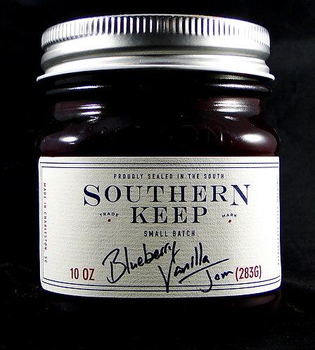 Blueberry Vanilla Jam (10oz)