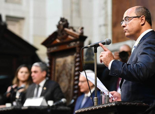 Six Months of Rio Governor Witzel in the Favelas, Part 2: Economic and Social Development