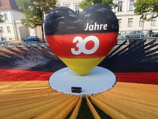THIRTY YEARS UNIFIED GERMANY