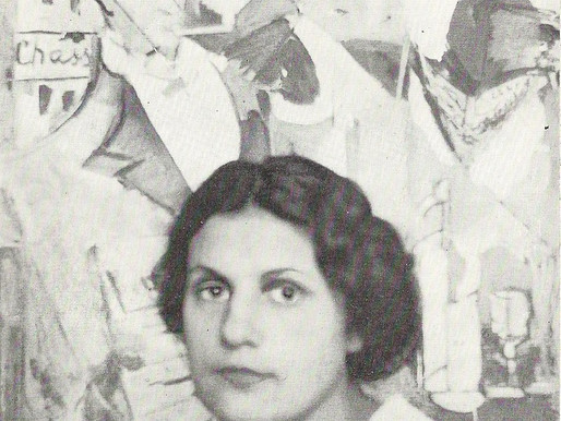 Nadezhda Udaltsova and Susanna Inge