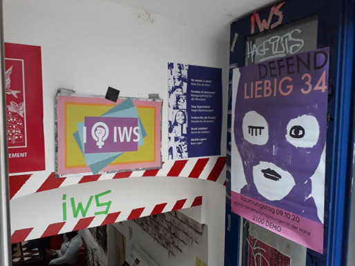 From IWS to Liebig34: Solidarity!