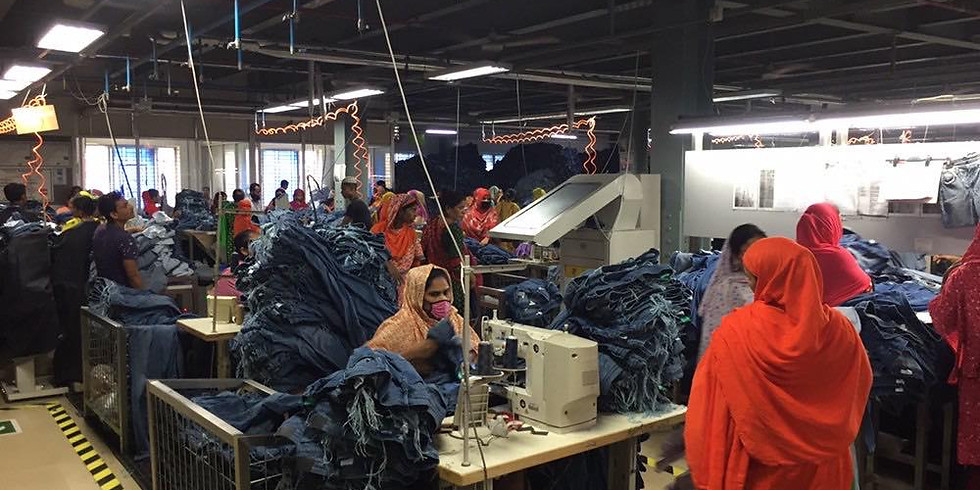 Visiting a Bangladeshi Clothing factory - or why there is not ethical consumption under capitalism