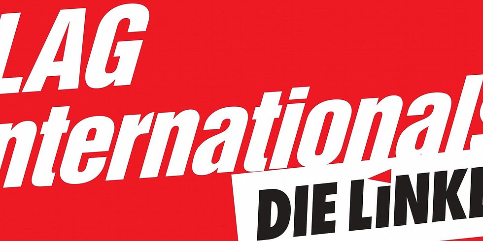Berlin LINKE Internationals Organising meeting