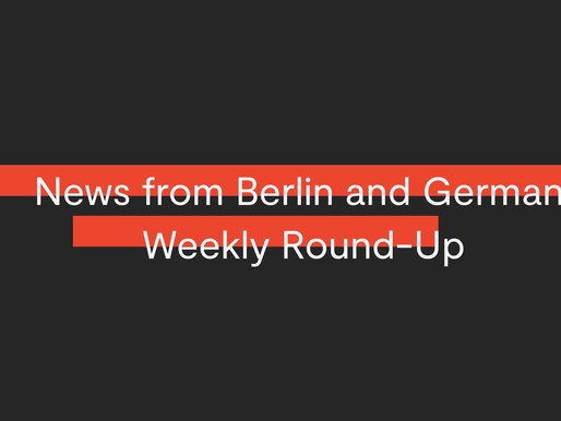 News from Germany and Berlin: 9 January, 2021