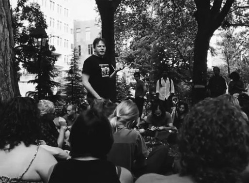 David Graeber's anarchism and the Occupy movement