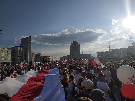Resisting political violence and dictatorship in Belarus