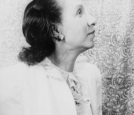 Shirley Graham Du Bois and Katharine Chidley