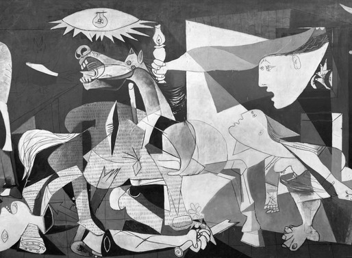 Guernica – a painting of our time