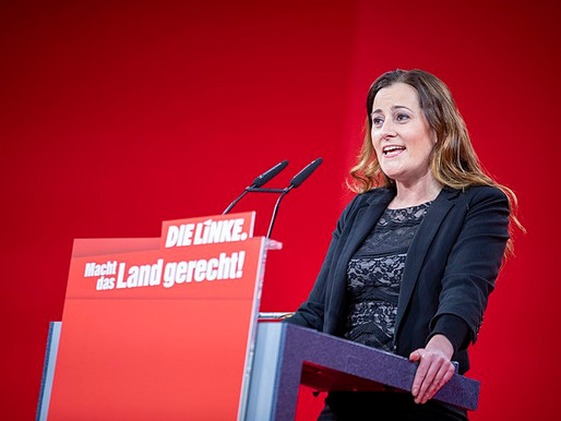 Hope and Excitement at die LINKE Party Conference