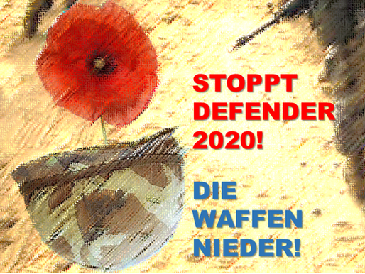 Peace policy / Defender 2020