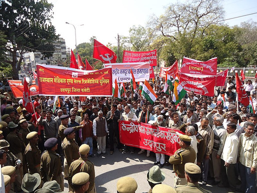 India's labour law amendments obliterate collective bargaining rights