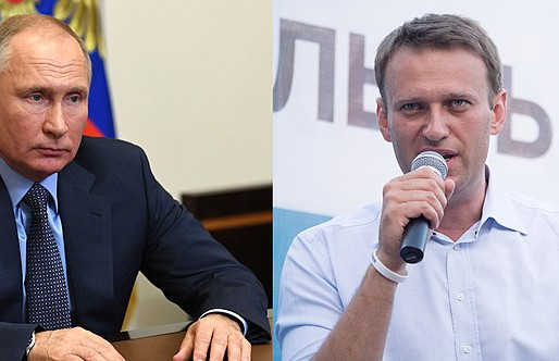 Navalny and Putin – Is there a good guy here?