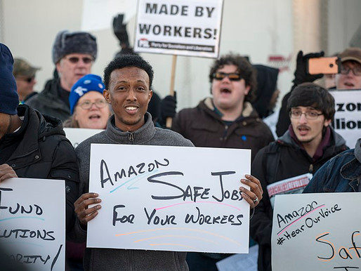 The Amazon Union Defeat