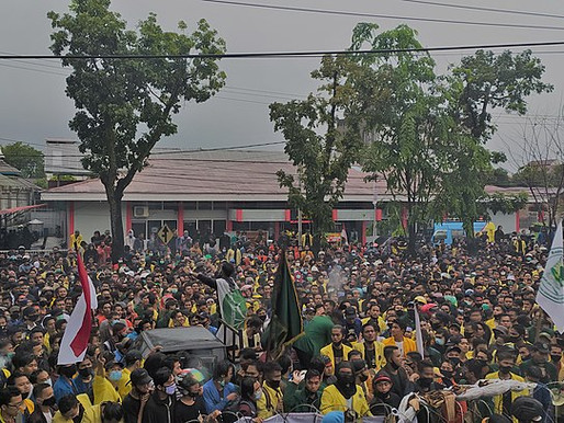 Indonesia: a wave of protests against a pro-boss law