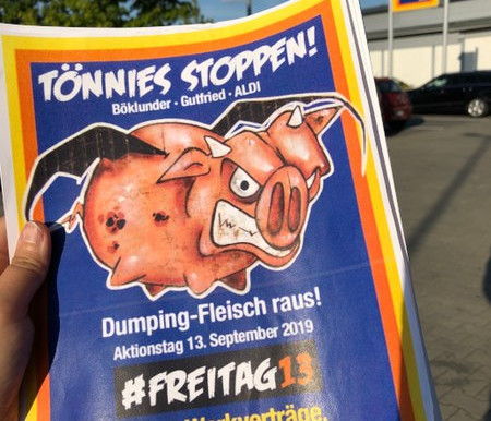 The pandemic radically changed Germany's meat industry: is it enough?