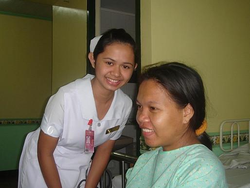 Filipino Nurses are not for sale