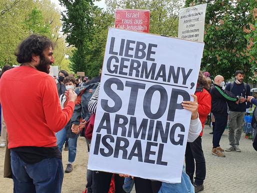 Christine Buchholz MdB on discussing Palestine in Germany