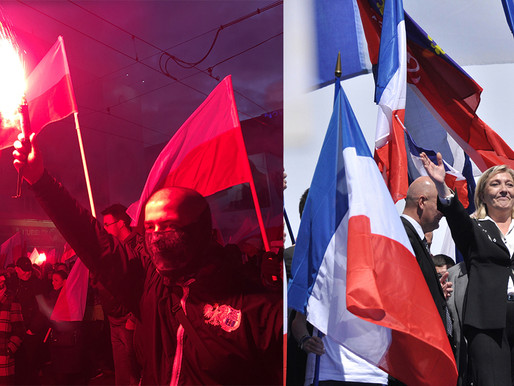POLAND and FRANCE elections: how did far right and fascist parties fare?