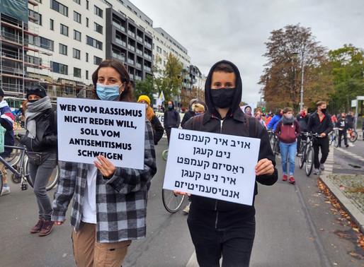 Fighting Anti-Semitism