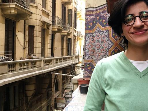 Our tribute to comrade/rafeqa Sarah Hegazi