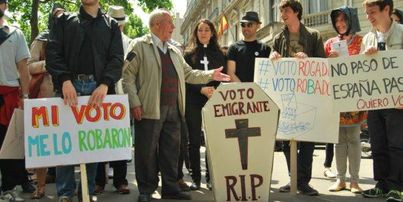 More voting rights for Spaniards living abroad