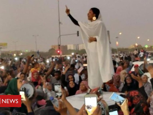 Sudan - women at the heart of mobilizations