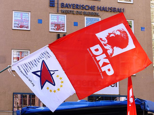 German Communists banned from standing in the general election